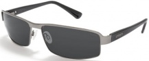 Bolle Astor Sunglasses Sunglasses - 11298 Shiny Silver / Polarized A-14