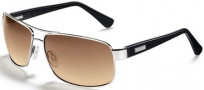 Bolle Lexington Sunglasses Sunglasses - 11307 Satin Black / Polarized AG-14