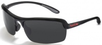 Bolle Dash Sunglasses Sunglasses - 11246 Shiny Black / Polarized TNS