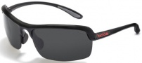 Bolle Dash Sunglasses Sunglasses - 11245 Shiny Black / TNS