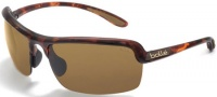 Bolle Dash Sunglasses Sunglasses - 11244 Dark Tortoise / TLB Dark 