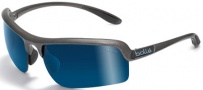 Bolle Vitesse Sunglasses Sunglasses - 11256 Plating Gunmetal / Polarized Offshore Blue