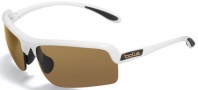 Bolle Vitesse Sunglasses Sunglasses - 11258 Shiny White / TLB Dark