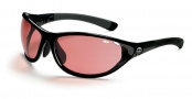Bolle Traverse Sunglasses/Goggles Sunglasses - 10793 Shiny Black / Modulator Rose