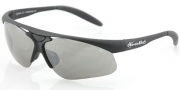 Bolle Vigilante Sunglasses Sunglasses - 0752201524 Matte Black / A-SES Lens Set (TNS Gun, Vermillon, Dark Cinnamon, Clear)
