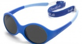 Bolle Poppy Sunglasses Sunglasses - 11219 Blue / TNS