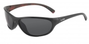 Bolle Venom Jr. Sunglasses Sunglasses - 11114 Shiny Black-Red Snake / TNS
