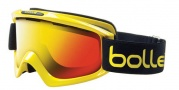 Bolle Nova Goggles Sunglasses - 20665 Stinger Fire Orange 35