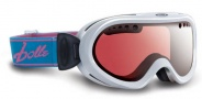 Bolle Nebula Goggles Goggles - 20690 Shiny White Vermillon Gun