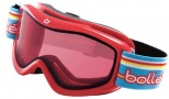 Bolle Amp Goggles Goggles - 20585 Red Stripes / Vermillon