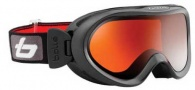 Bolle Boost OTG Goggles  Goggles - 20422 Black / Citrus