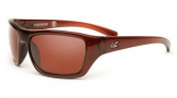 Kaenon Kanvas Sunglasses Sunglasses - Tobacco / C-12