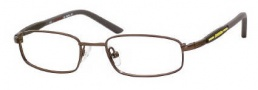 Carrera 7516 Eyeglasses Eyeglasses - 01E8 Brown Semi Shiny