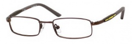 Carrera 7517 Eyeglasses Eyeglasses - 01E8 Brown Semi Shiny