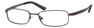 Carrera 7536 Eyeglasses Eyeglasses - 01E8 Brown Semi Shiny