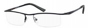 Carrera 7538 Eyeglasses Eyeglasses - 091T Black Semi Shiny