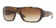 Ray-Ban RB4150 Sunglasses Sunglasses - 710/51 Light Havana / Crystal Brown Gradient