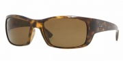 Ray-Ban RB4149 Sunglasses Sunglasses - 710/57 Light Havana / Crystal Brown Polarized