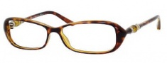 Gucci 3147 Eyeglasses Eyeglasses - 0791 Havana