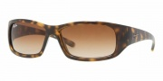 Ray-Ban Junior RJ9046S Sunglasses Sunglasses - 152/13 Shiny Havana / Brown Gradient