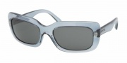 Prada PR23MS Sunglasses Sunglasses - PD69K1 Denim Gray