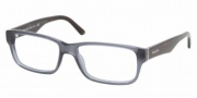 Prada PR 16MV Eyeglasses Eyeglasses - PD61O1 Denim