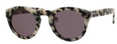 Juicy Couture Era Sunglasses Sunglasses - 0FE6 Spotted White (R7 gray lens)