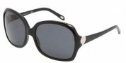 Tiffany & Co. TF4041 Sunglasses Sunglasses - 80013F Black / Gray