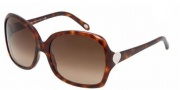 Tiffany & Co. TF4041 Sunglasses Sunglasses - 80023B Havana / Brown Gradient