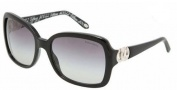 Tiffany & Co. TF4029 Sunglasses Sunglasses - 80013C Black / Gray Gradient