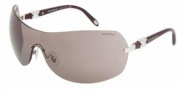 Tiffany & Co 3015 Sunglasses Sunglasses - 60017N Silver / Brown Violet