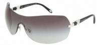 Tiffany & Co 3015 Sunglasses Sunglasses - 60018G Silver / Gray Gradient