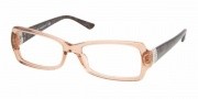 Bvlgari BV4045B Eyeglasses Eyeglasses - 5139 Light Brown Transparent