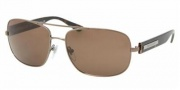 Bvlgari BV5017 Sunglasses Sunglasses - 103/87 Gunmetal
