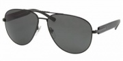 Bvlgari BV5018 Sunglasses Sunglasses - 128/87 Shiny Black / Gray