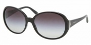 Bvlgari BV8070B Sunglasses Sunglasses - 501/8G Black / Gray Gradient