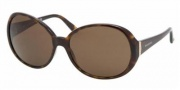 Bvlgari BV8070B Sunglasses Sunglasses - 504/73 Dark Havana / Brown