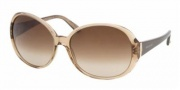 Bvlgari BV8070B Sunglasses Sunglasses - 514313 Transparent Brown / Brown Gradient