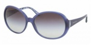 Bvlgari BV8070B Sunglasses Sunglasses - 51458G Transparent Blue / Gray Gradient