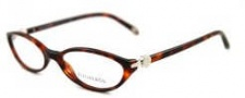 Tiffany & Co. 2033 Eyeglasses Eyeglasses - 8001 Black Demo Lens