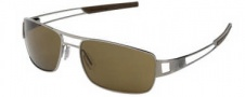 Tag Heuer Speedway 0203 Sunglasses Sunglasses - 302 Dark Frame / Black End Tip / Green Precision Lenses
