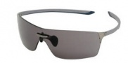 Tag Heuer Squadra 5501 Sunglasses Sunglasses - 102 Light Grey-Blue Grey Temples / Dark Lug / Grey Lenses