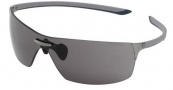 Tag Heuer Squadra 5502 Sunglasses Sunglasses - 102 Light Grey-Blue Grey Temples / Dark Lug / Grey Lenses