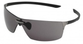 Tag Heuer Squadra 5502 Sunglasses Sunglasses - 103 Black Temples / Dark Lug / Grey Lenses