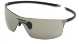 Tag Heuer Squadra 5502 Sunglasses Sunglasses - 108 Black-Grey Temples / Dark Lug / Grey Photochromic Lenses