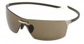 Tag Heuer Squadra 5502 Sunglasses Sunglasses - 206 Havana-White Temples / Pure Lug / Brown Lenses