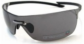 Tag Heuer Squadra 5503 Sunglasses  Sunglasses - 103 Black Temples / Dark Lug / Grey Lenses