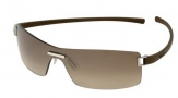 Tag Heuer Club 7506 Sunglasses Sunglasses - 104 Plum Temples / Gradient Grey Shield