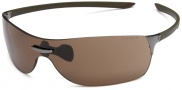 Tag Heuer Squadra 5505 Sunglasses Sunglasses - 207 Khaki-Havana Temples / Dark Lug / Brown  Lenses