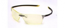 Tag Heuer Squadra 5506 Sunglasses Sunglasses - 099 Black / Yellow Shade